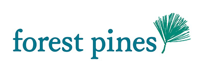 forest pines logo