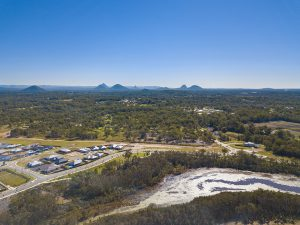 central springs land for sale caboolture qm properties aerial shot