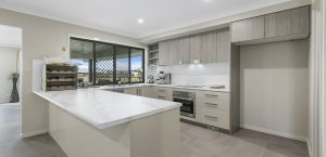 kitchen blue water homes caboolture display home
