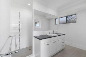 dj roberts display home bathroom central springs