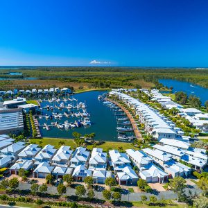 coomera waters marina village