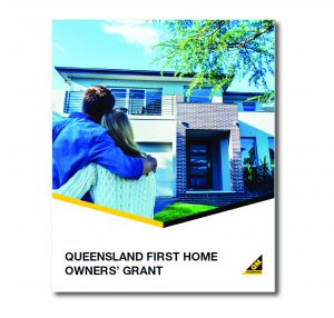 QLD first home owners grant