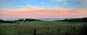 panoramic view lockyer valley land for sale