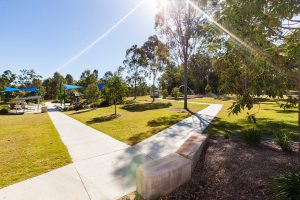 jimboomba woods qm properties recreational park area