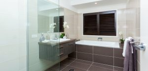 bathroom coral homes display home pacific cove