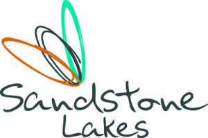 sandstone lakes logo