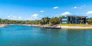 south stradbroke island waters qm properties island living