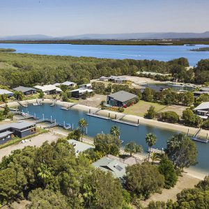 South Stradbroke Island Waters holidays home for sale
