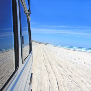 south stradbroke island waters 4wd