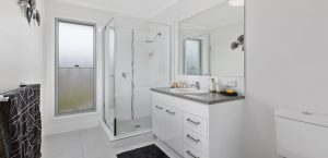 ningi display home bathroom