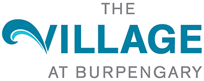 The village at Burpengary logo