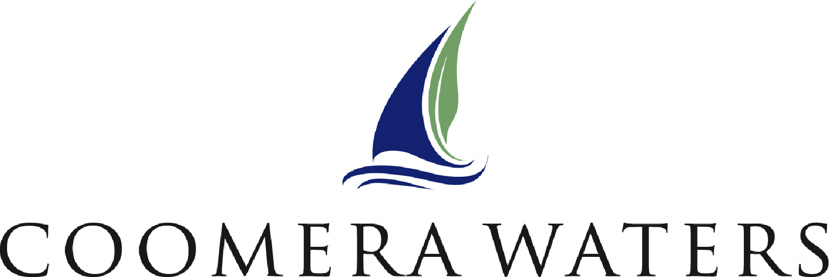 coomera waters logo