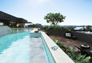 corde apartments qm properties rooftop pool
