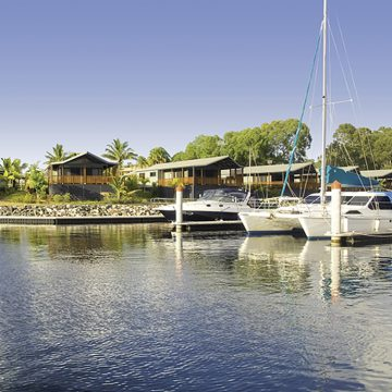 tin can bay villas star marinas