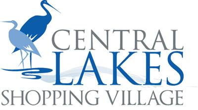 central lakes shopping village logo