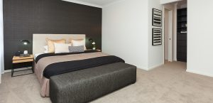 bedroom clarendon homes display home coomera retreat