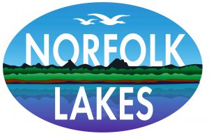 norfolk lakes logo