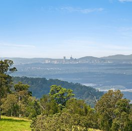 ocaen view estate acreage with brisbane city views