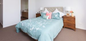 bedroom visual diversity homes display home pacific cove