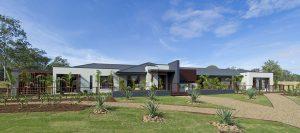 acreage display home tuxedo junction