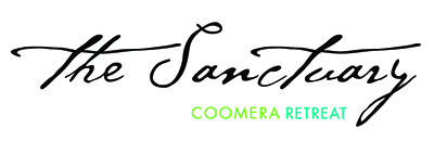 the sanctuary coomera retreat logo