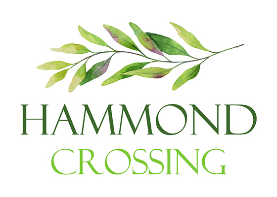 hammond crossing logo
