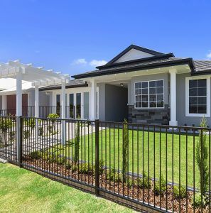 Abbott Builders Display Home qm properties