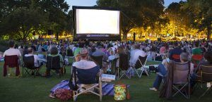 open air cinema pacific harbour movie night september news