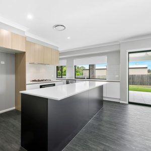 dr homes delaneys creek acreage display home qm properties