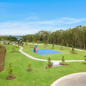 Park Opening Central Springs qm properties