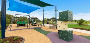 Dawn Andrews Park Opening Central Springs QM Properties 1