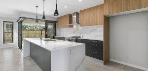 Superior Homes Kitchen