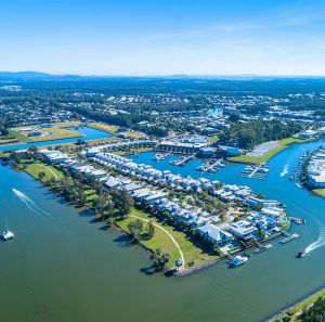 Coomera Waters Location Feature lifestyle